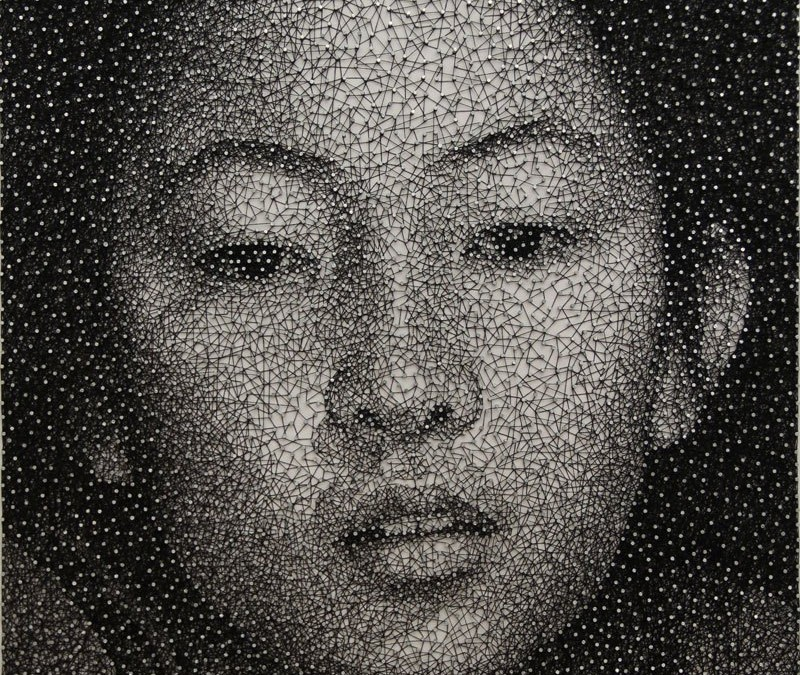 You'll Never Guess How This Incredible Portrait Was Made, But I Dare You to Try!