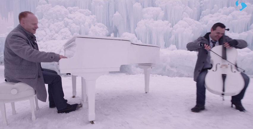 "This Cello & Piano Cover of ""Let It Go"" Will Leave You Breathless"