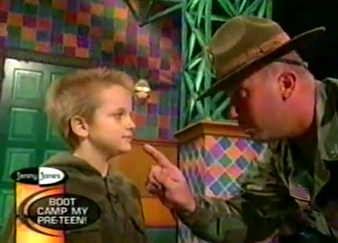 This 10 Year Old Knows Exactly What He Needs, And His Request Brings Soldier To Tears