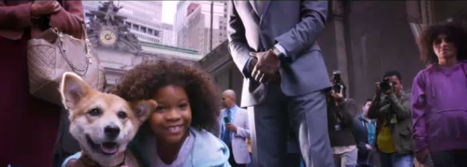 "NEW TRAILER: Oscar Nominee Stars in Reimagined ""Annie"". Do You Think It'll Work?"