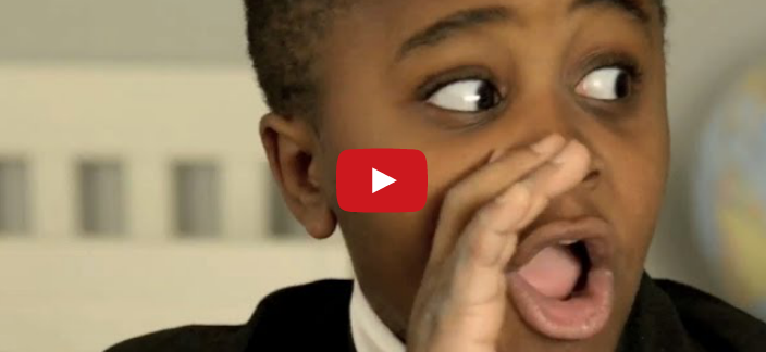 Stop, Take A Couple Minutes and Listen to What This Kid Has to Say – You Won't Be Sorry