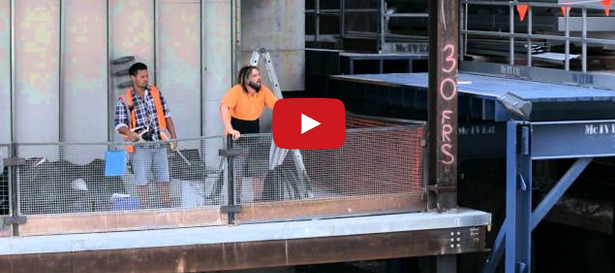 You Won't Believe What These Construction Workers Yell at Women Passing By