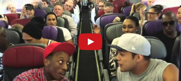 This Lion King Plane Flashmob Will Put A Big, Stupid Smile On Your Face