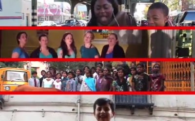 Adorable Music Video Combines Children From Around The World With Broadway Stars