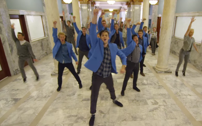 This Music Video Combines So Much Awesome – Newsies, 4K & All In One Long Shot!