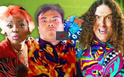 "Weird Al Murders Pharrell's Hit With ""Tacky"""
