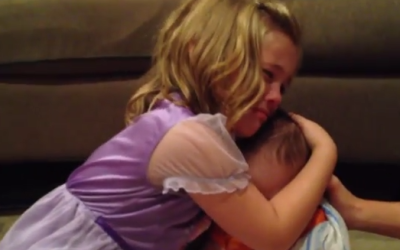 This Adorable Five Year Old Will Remind You Why Childhood Is Precious – So Cute!