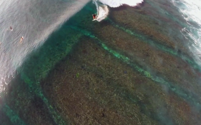 This Surfing Video Showcases The World's Most Beautiful Beach