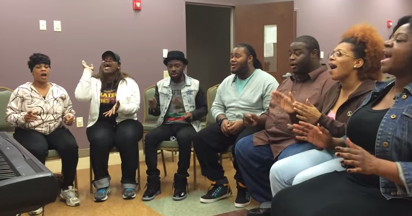 "You Won't Believe This Heavenly Choir's ""Better Is One Day"" – Chills!"