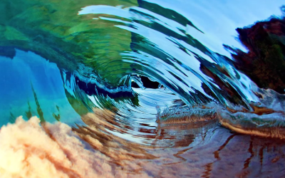 You Won't Believe How Clark Little Takes These Incredible Wave Photos