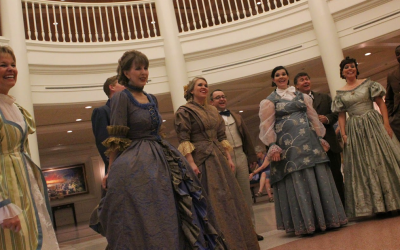 """Disney's Acapella Performance of """"Battle Hymn of the Republic"""" Will Give You Goosebumps"""
