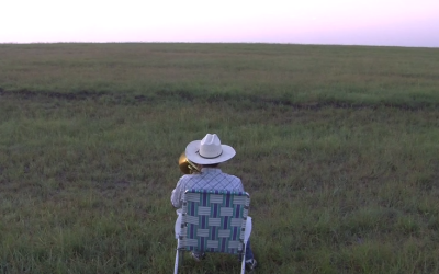 You Won't Believe What Happens When This Farmer Plays His Trombone
