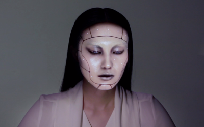 "WATCH: Mind Bending Video Shows Electronic ""Makeup"" In Action"