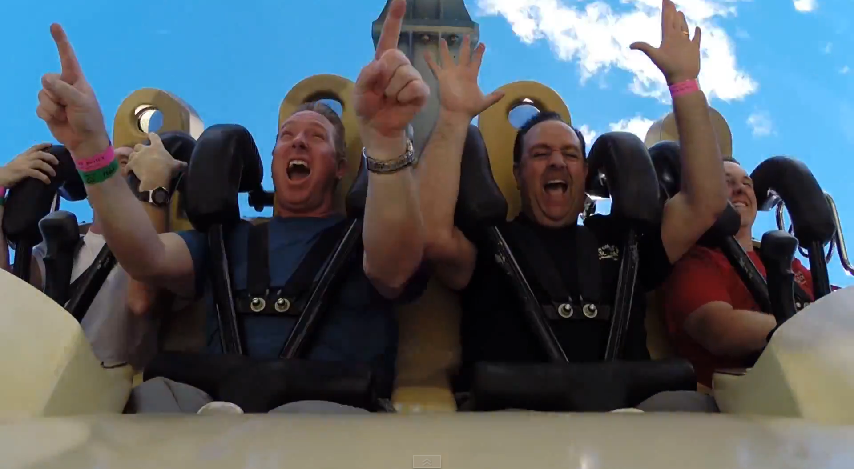 Is This The Most Intense Ride In The World? New Thrill Ride in Europe Turning Stomachs – Repeatedly