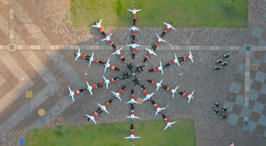OK Go Somehow Creates Incredible Music Video Without Naked Women