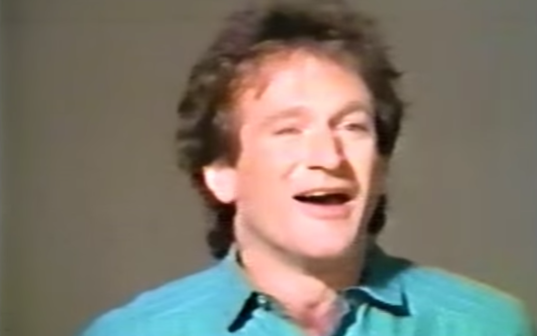 MUST SEE: First Look at Hilarious Lost Footage of Robin Williams