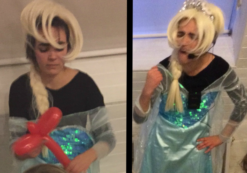 Horrifying Party Elsa Ruins Kid's Party (And How To Get Your Own)