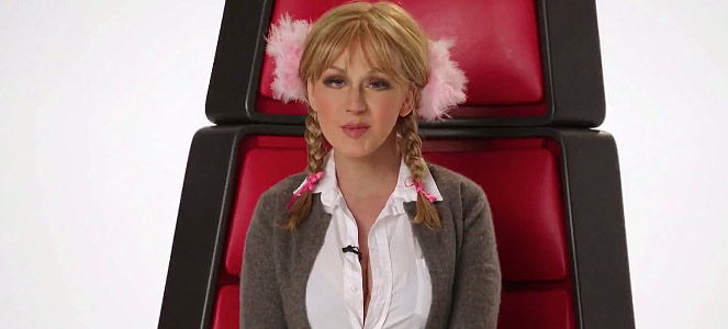 Christina Aguilera Nails Impressions of Britney, Miley, Cher & Gaga