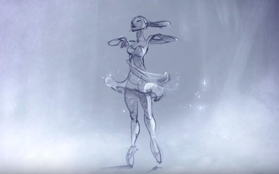 Legendary Disney Animator Brings Ballerina to Stunning Life in New Short