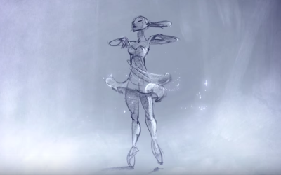 Legendary Disney Animator Brings Ballerina to Stunning Life in New Short
