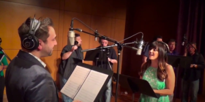 X Factor Star Joins Super Talented Disney Employees For Gorgeous Cover