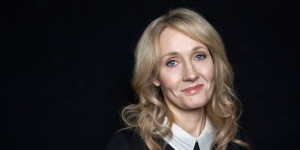 "J.K. Rowling Announces New ""Harry Potter and the Cursed Child"" for 2016"