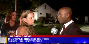 Woman Gives Insanely Bizarre Answer When Asked How Fires Started