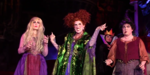 FULL VIDEO: 'Hocus Pocus' Comes to Life in Dead-On New Disney Show